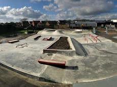 Tessenderloo Skatepark