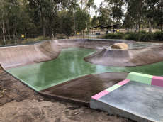 Teviot Downs Skatepark