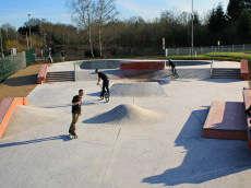 Thaon Les Vosges Skatepark