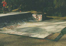 The Gap Skatepark (Demolished)