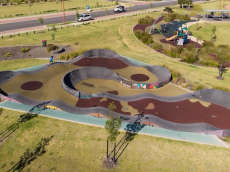 Rivergums Pump Track