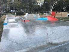 Thredbo Skatepark