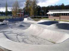 Tibro Skatepark