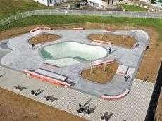 Tignieu Jameyzieu Skatepark