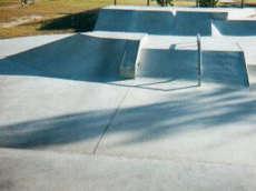 Tin Can Bay Skate Park