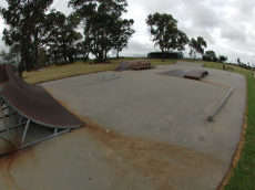 Tooradin Skate Park