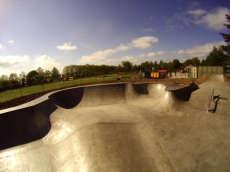 Oldmeldrum Skate Park