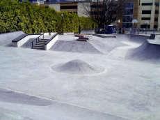 UBS Campus Skate Park