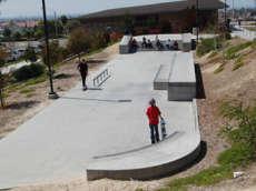 Veteran's Park Skatepark