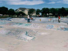 Victoria Isalnd Skate Park