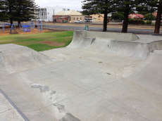 Victor Harbor New Skatepark