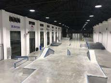 Volcano Skatepark