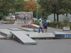 Volkspark Skatepark