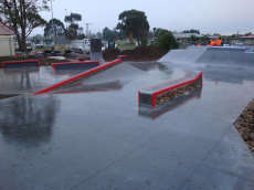 Wallan New Skatepark
