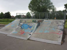 Walthamstow Skatepark
