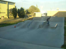 Warracknabeal Skate Park