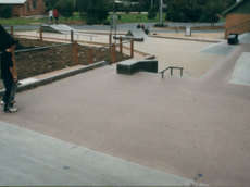 Warrandyte Skate Park