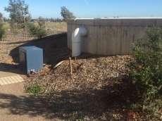Water Tank Gap