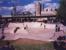 Wellingborough Skate Park