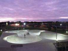 West Beach Skate Park