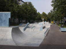 West Blaak Skatepark