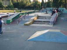 White Rock Skate Park