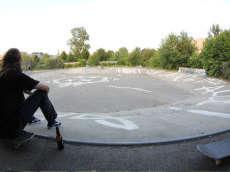 Wiesen Park Skatepark