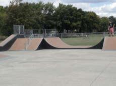 Winnequah Skatepart