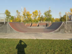 Oak Creek Skate Park