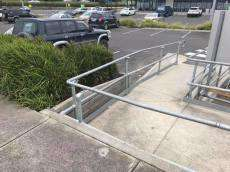 Woolies Out Rail