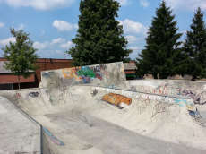 Wolsely Barracks Skatepark