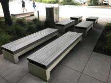 Three Bench