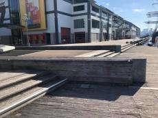 Wharf 7 Out Ledges