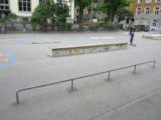 Zurich Ghetto Park